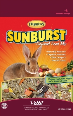 Sunburst Rabbit 6 Lb