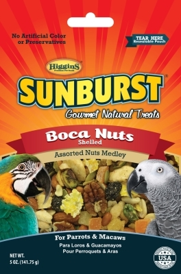 Sunburst Treat Boca Nuts