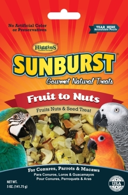 Sunburst Treat Fruit and Nut