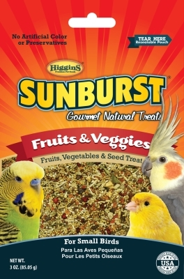 Sunburst Treat Fruit and Veggie
