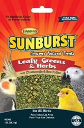 Sunburst Treat Greens and Herbs