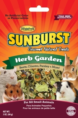 Sunburst Treat Herb Garden