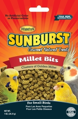 Sunburst Treat Millet Bits