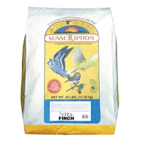 Sunseed Vita Finch Food, 25 lb