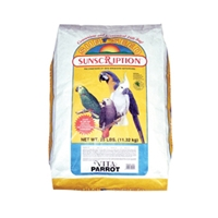 Sunseed Vita Parrot Food, 25 lb
