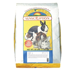 Sunseed Vita Plus Chinchilla Food, 25 lb