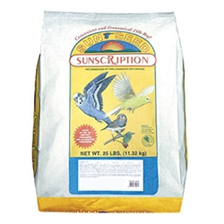 Sunseed Vita Plus Parakeet Food, 25 lb