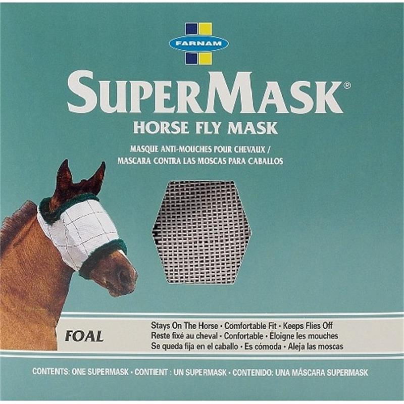 Super Mask for Horses, Size-Foal/Pony