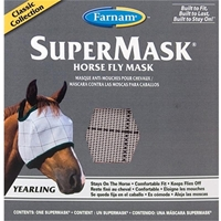 Super Mask for Horses, Size-Yearling