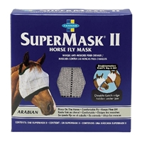 Super Mask with Ears for Horses, Size-Arabian