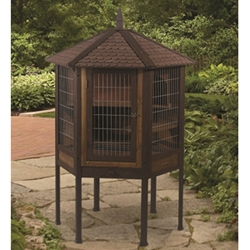 "Super Pet Rabbit Hutch Gazebo, 44.5"" x 44.5"" x 60.5"""