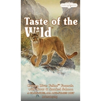 Taste of the Wild Canyon River Feline Formula, 5 lb - 6 Pack