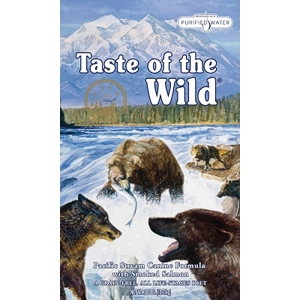 Taste of the Wild Pacific Stream Canine Formula, 30 lb