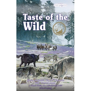 Taste of the Wild Sierra Mountain Canine Formula, 30 lb