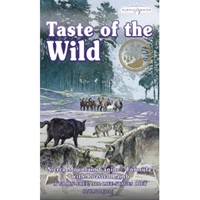 Taste of the Wild Sierra Mountain Canine Formula, 5 lb - 6 Pack