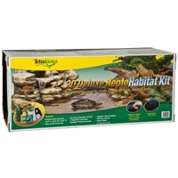 Tetra ReptoHabitat Long Terrarium Kit, 20 gal