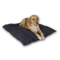 Thermo-Bed Quilted Blue, Large
