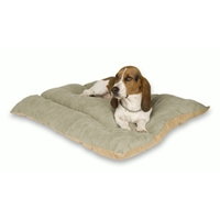 Thermo-Bed Quilted Sage, Large