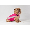 Thundershirt Pink Polo, Extra Extra Small