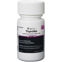 Thyrovet Tablets, 180 ct, 0.4 mg