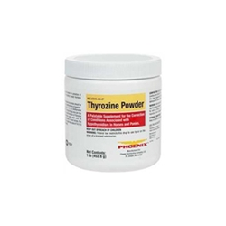 Thyrozine Powder, 1 lb