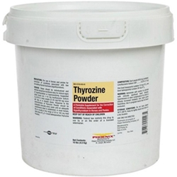 Thyrozine Powder, 10 lbs