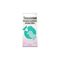 Travatan Ophthalmic Solution 0.004%, 2.5 ml