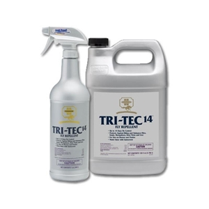 Tri-Tec 14 Fly Repellent, 1 gal