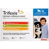 Trifexis for Dogs 40.1-60 lbs, 6 Chewable Tablets (Blue)