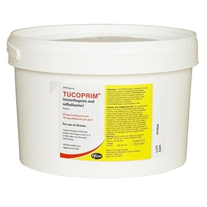 Tucoprim Powder, 2000 gm