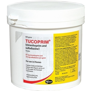 Tucoprim Powder, 400 gm