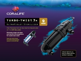 Turbo Twist UV 3X 9W