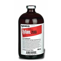 Tylan 200 Injection, 500 ml