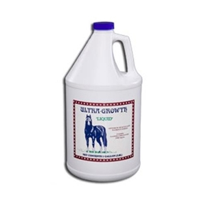 Ultra Growth Liquid for Horses, 1 gal
