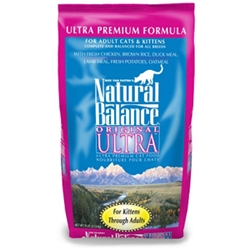 Ultra Premium Formula Cat Food, 6 lb - 6 pack