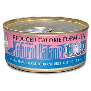 Ultra Premium Reduced Calorie Formula Cat Food, 6 oz - 24 Pack