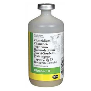 Ultrabac-8 - 50 ds Vial