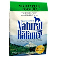 Vegetarian Formula Dog Food, 15 lb