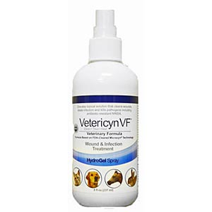 Vetericyn VF HydroGel Wound & Infection Care, 8 oz