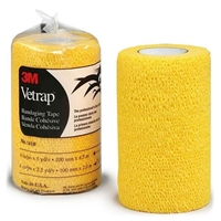 Vetrap Yellow, 4 inch