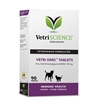 Vetri-Science Vetri DMG for Dogs and Cats, 90 Tablets vetri-disc back supplement 90 capsules helps lubricate regeneration healthy functioning connective tissue spine discs petmeds vetridisc vetri disc support