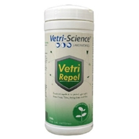 Vetri-Repel Flea & Tick Wipes, 45 Wipes