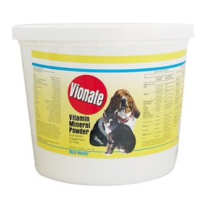 Vionate Vitamin Mineral Powder, 10 lb