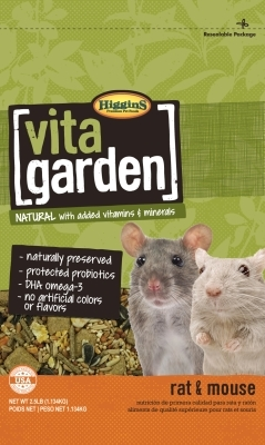 Vita Garden Rat and Mouse 2.5 Lb