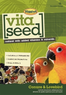 Vita Seed Conure and Lovebird 25 Lb