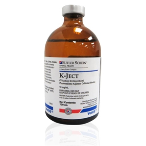 Vitamin K1 Injection 100 Ml Vetdepot Com