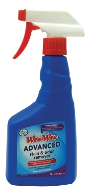 Wee Wee Advanced Stain & Odor Remover, 32 oz