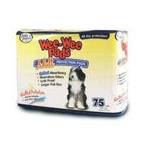 Wee Wee Pads for Adult Dogs, 18 ct