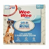 Wee Wee Pads On a Roll Dispenser, 50 ct