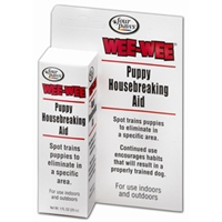 Wee Wee Puppy Housebreaking Aid, 1 oz